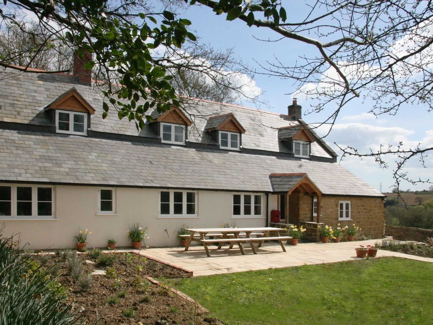 Marles Farmhouse - Dorset - 976544 - photo 1