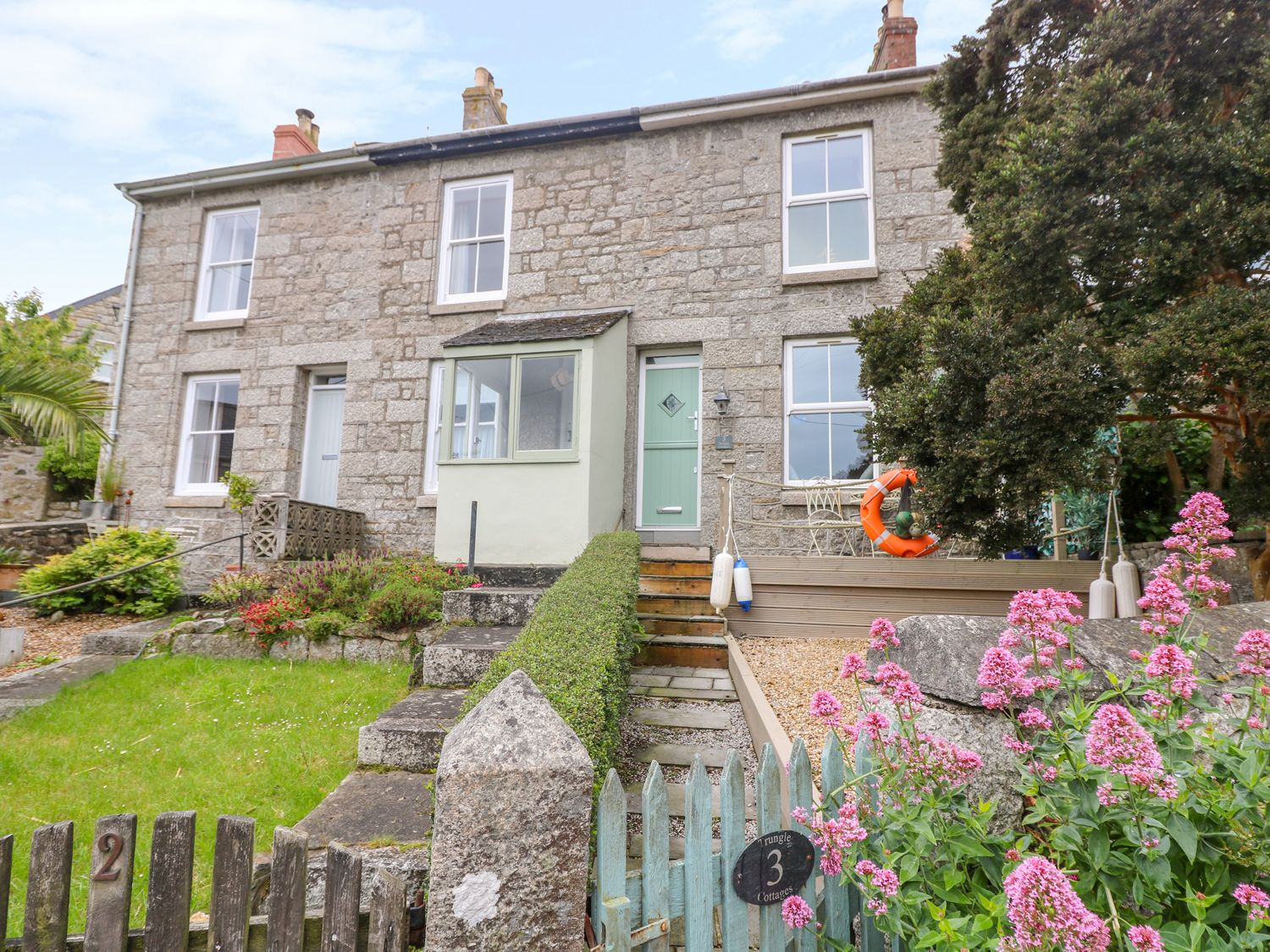 3 Trungle Cottages - Cornwall - 976569 - photo 1