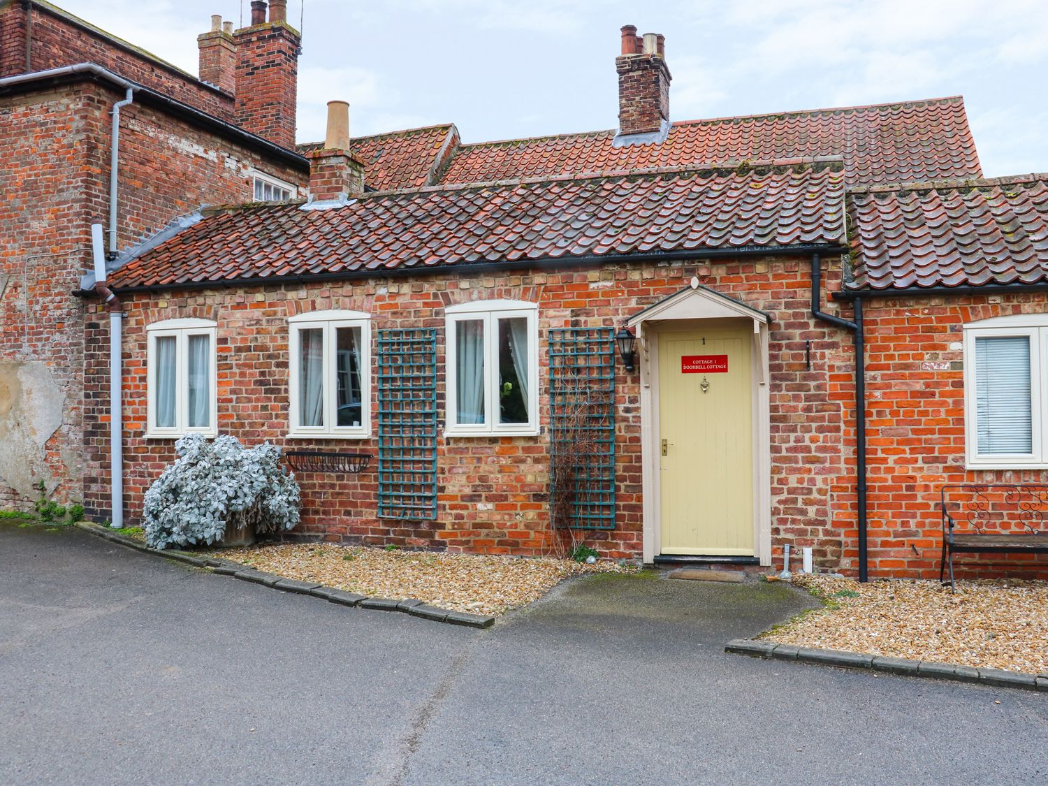 Doorbell Cottage - Lincolnshire - 976791 - photo 1