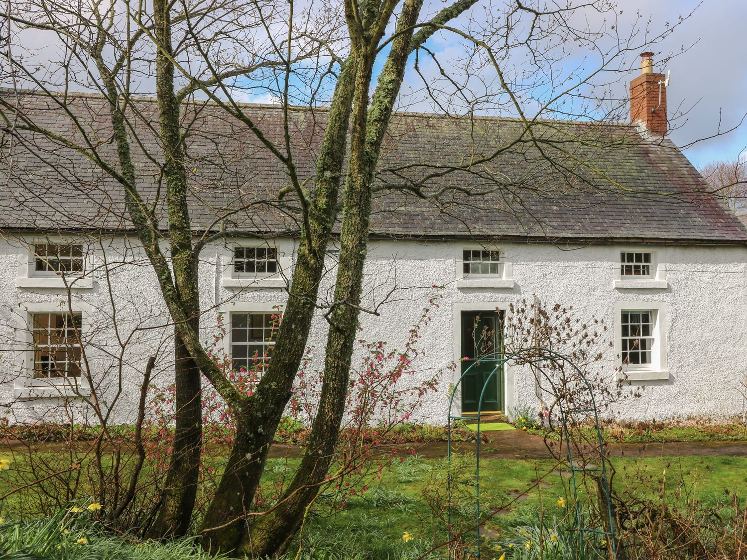 The Cottage, Polwarth Crofts - Scottish Lowlands - 977225 - photo 1