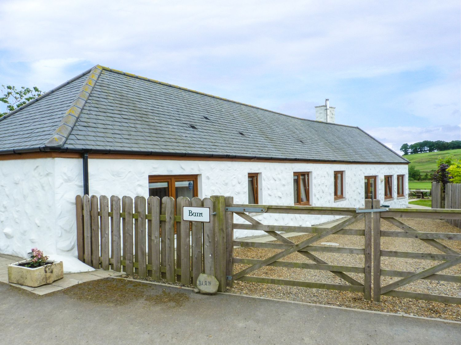 Drumfad Barn - Scottish Lowlands - 977426 - photo 1