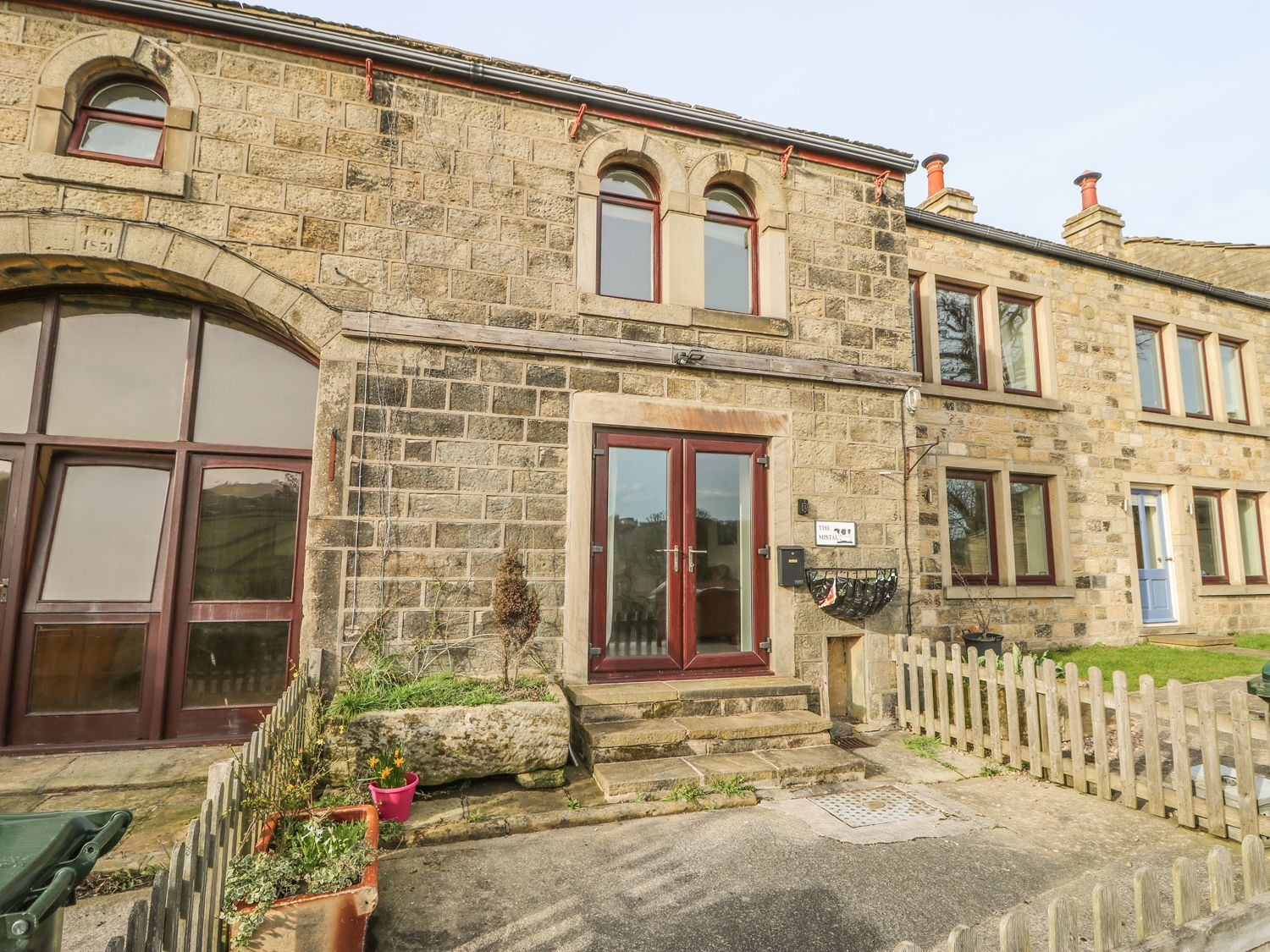 Haworth Mistal Cottage - Yorkshire Dales - 977854 - photo 1