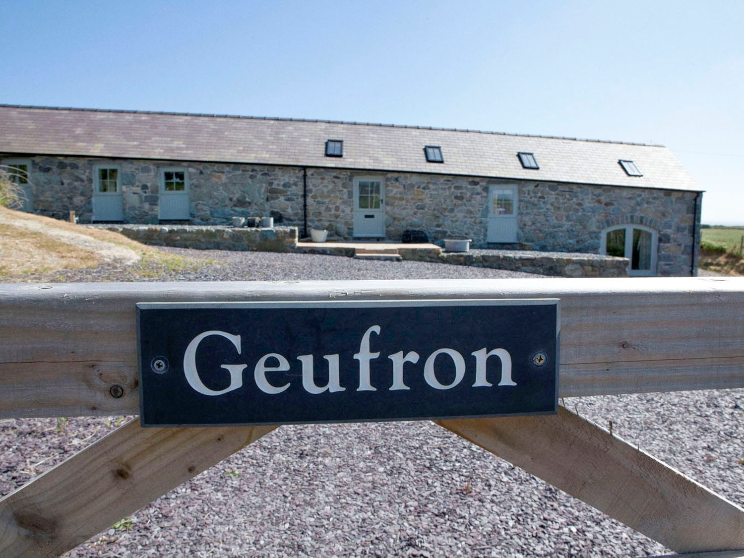 Geufron - North Wales - 980725 - photo 1