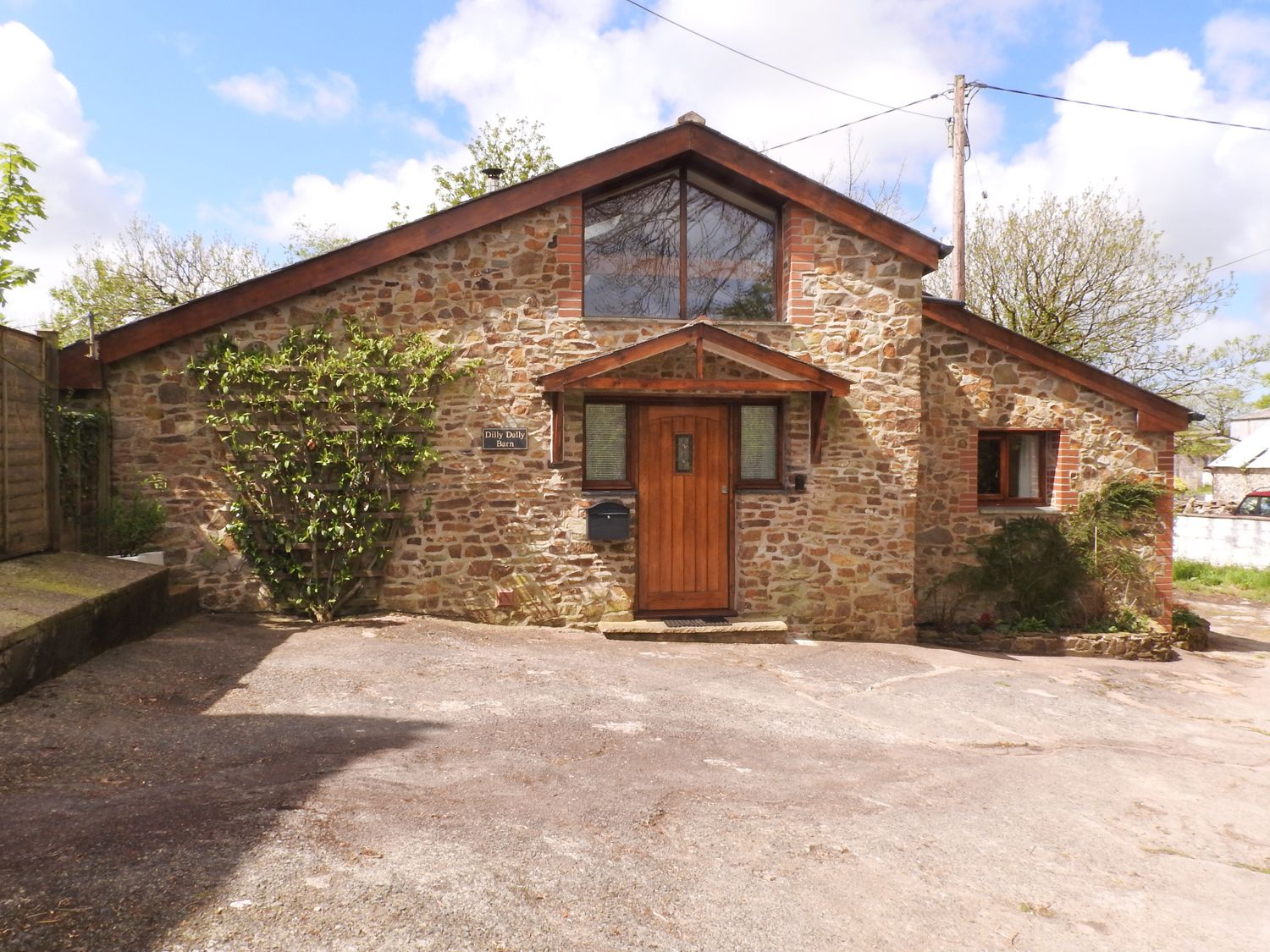 Dilly Dally Barn - Devon - 981324 - photo 1