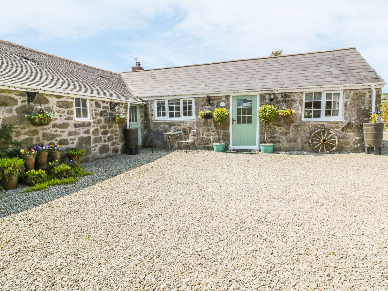 Anjarden Byre - Cornwall - 981469 - photo 1