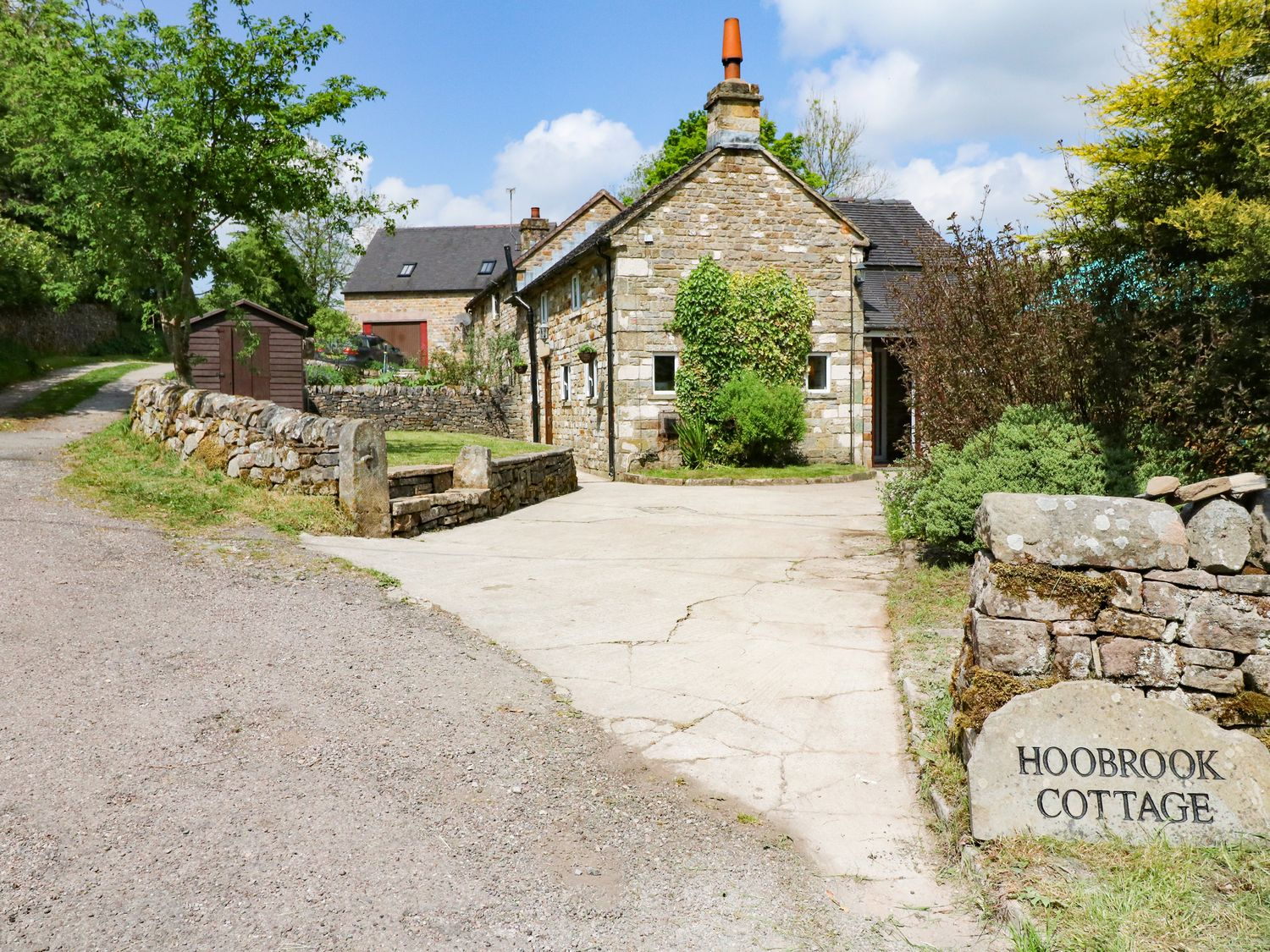 Hoobrook Cottage - Peak District - 981666 - photo 1