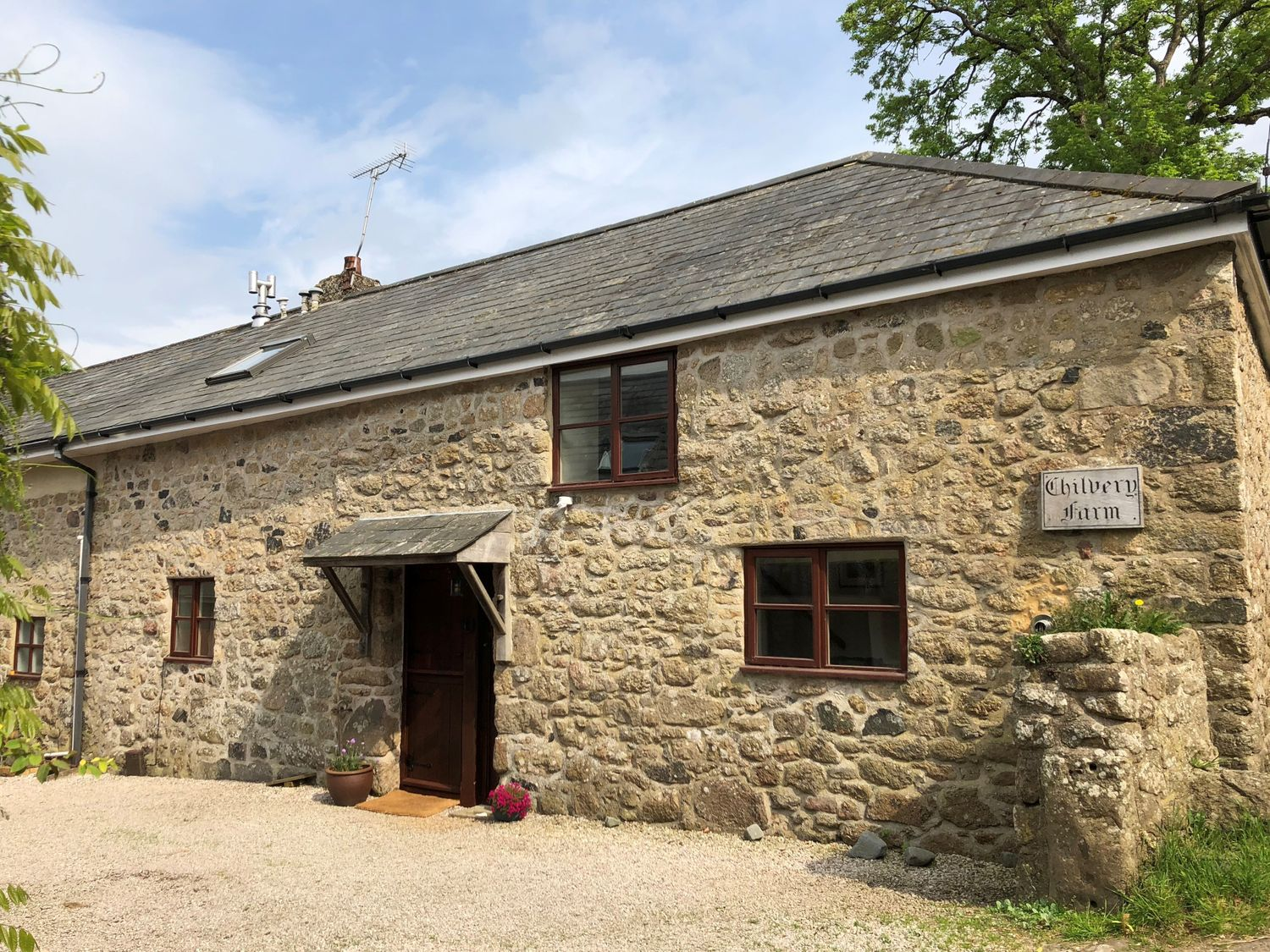 Chilvery Farm Cottage - Devon - 982185 - photo 1