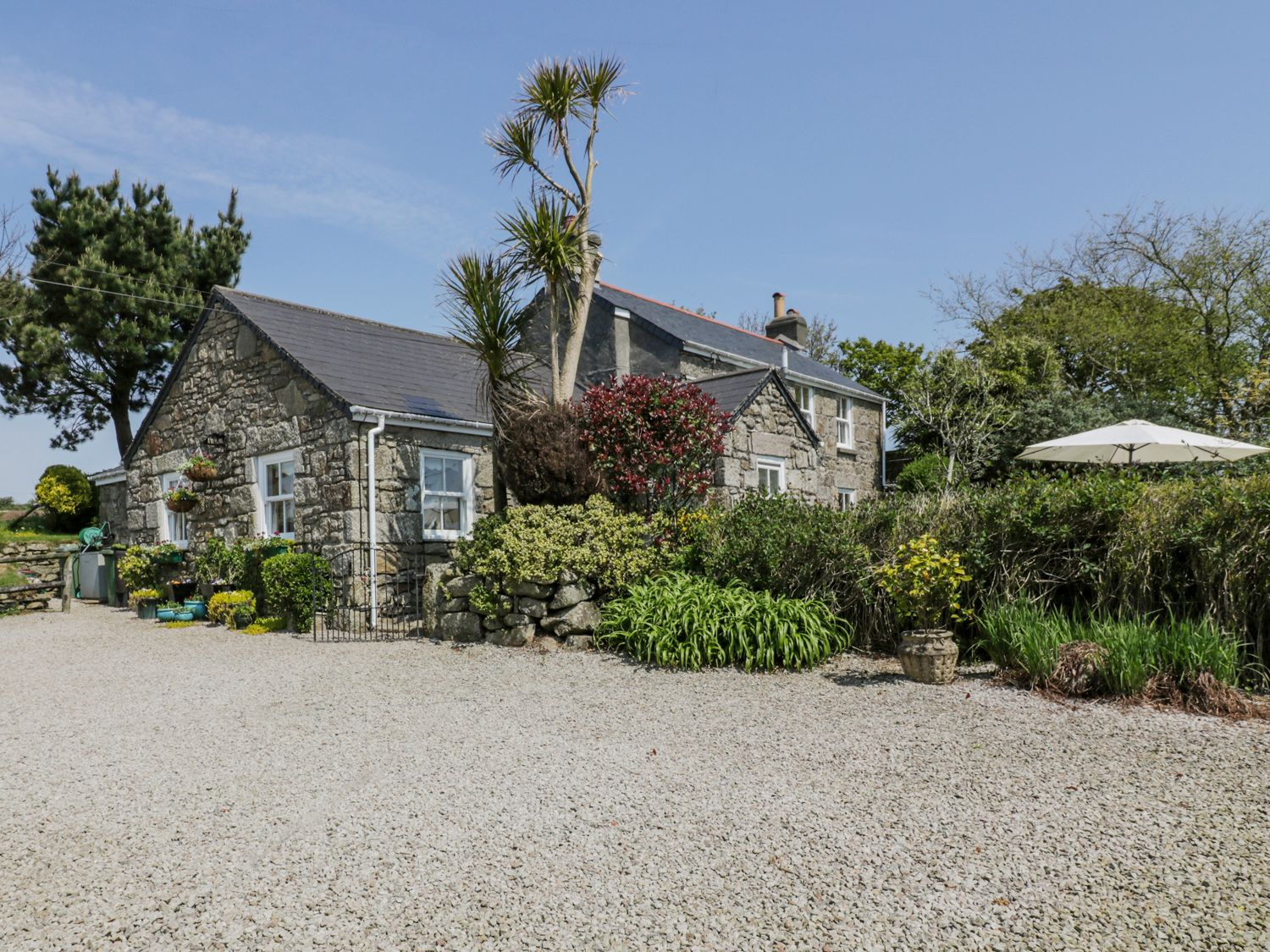 Anjarden Farmhouse - Cornwall - 982379 - photo 1
