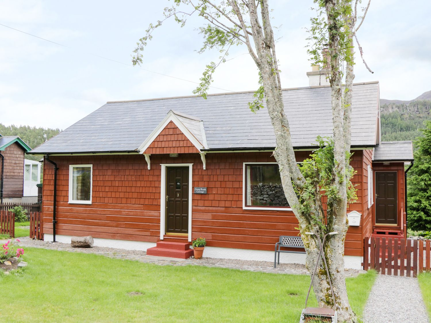 3 Strathanmore Cottages - Scottish Highlands - 982701 - photo 1