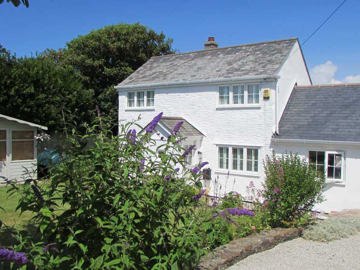 Rowan Cottage - Cornwall - 983166 - photo 1