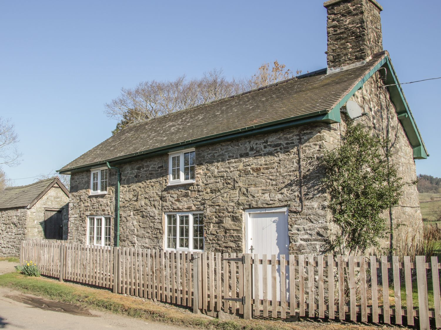 Bicton Cottage - Shropshire - 983286 - photo 1
