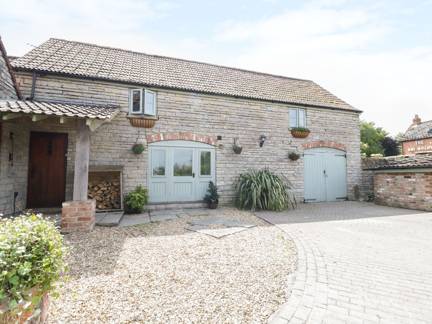 The Barn - Somerset & Wiltshire - 983975 - photo 1