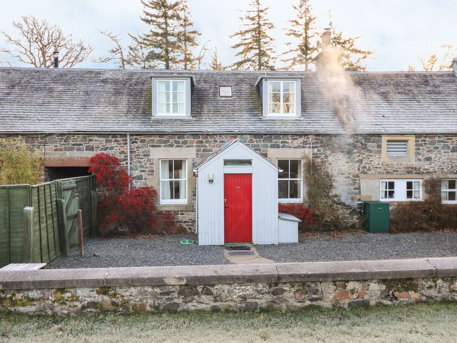 Coachmans Cottage - Scottish Lowlands - 984124 - photo 1