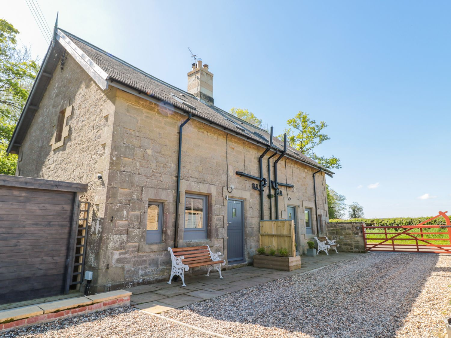 2 Grange Cottages - Northumberland - 984305 - photo 1