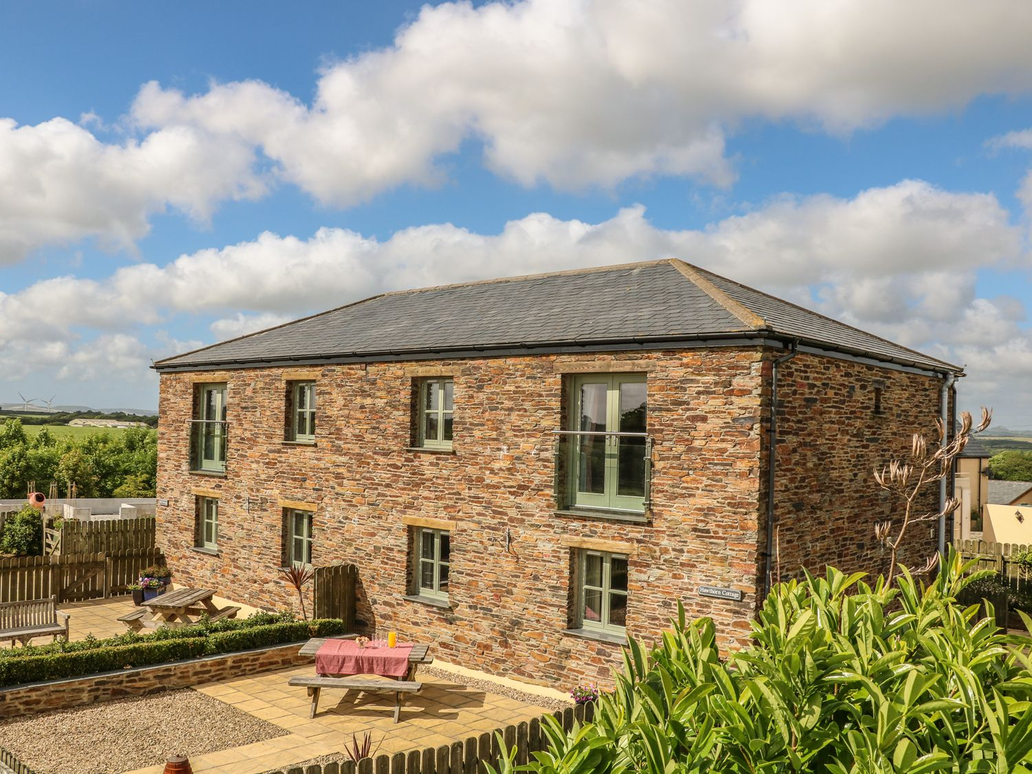 Hawthorn Cottage - Cornwall - 984432 - photo 1