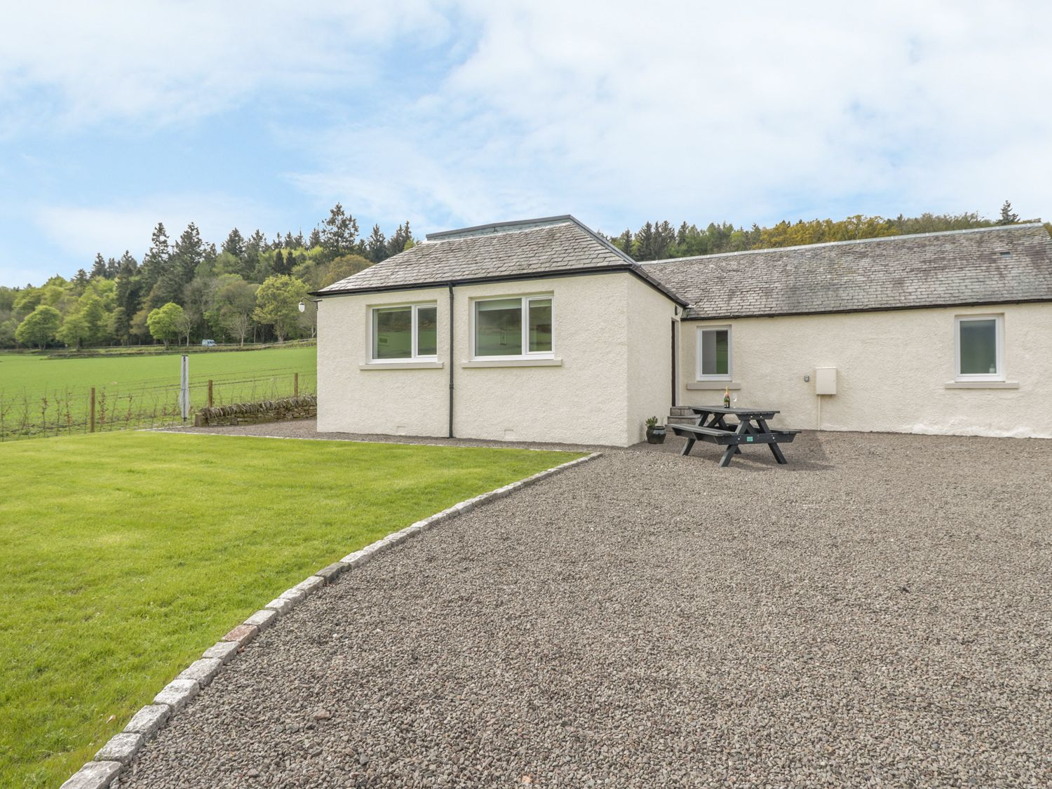Railway Cottage - Scottish Lowlands - 984812 - photo 1