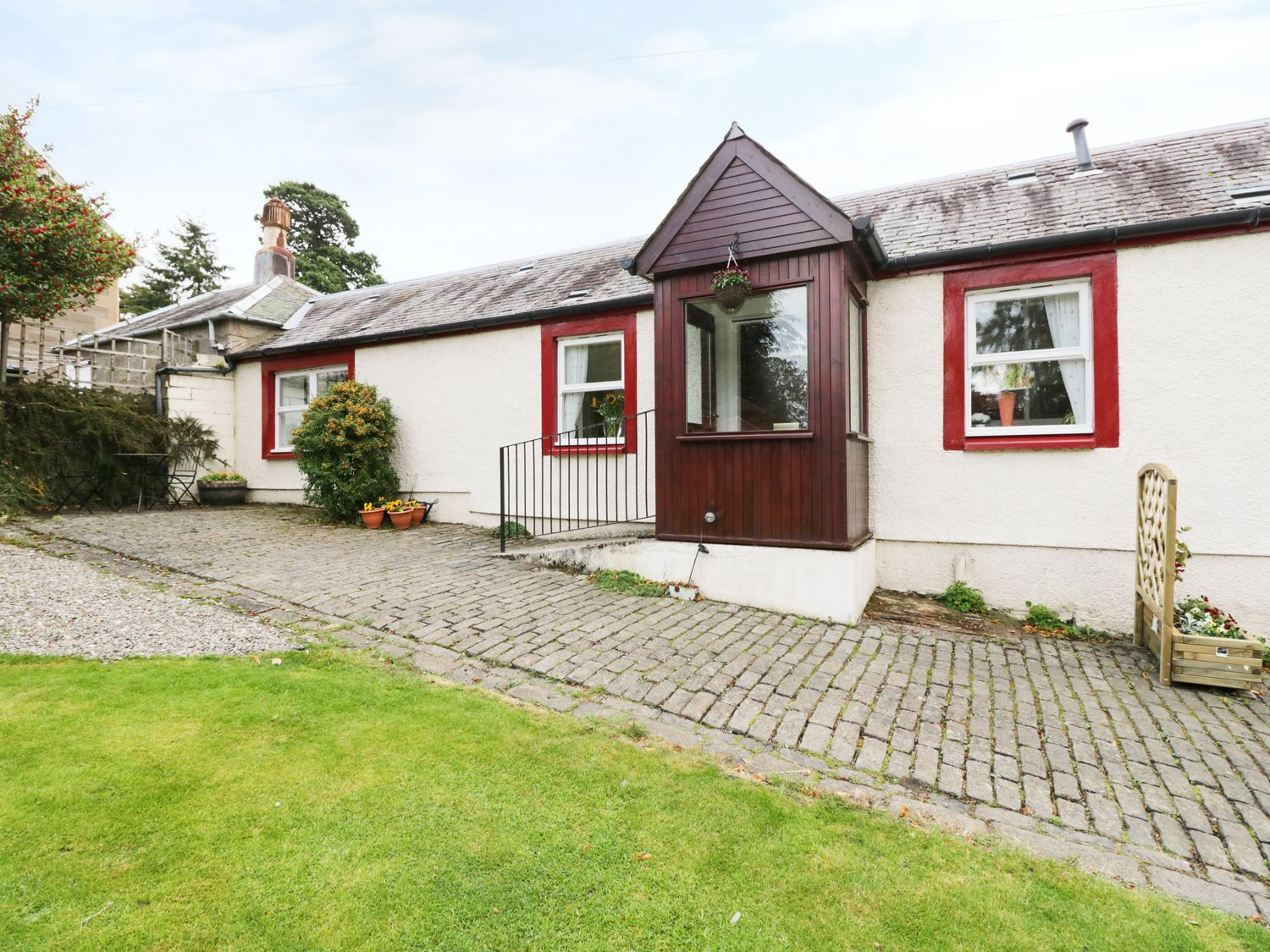 Garden Cottage - Scottish Lowlands - 984982 - photo 1