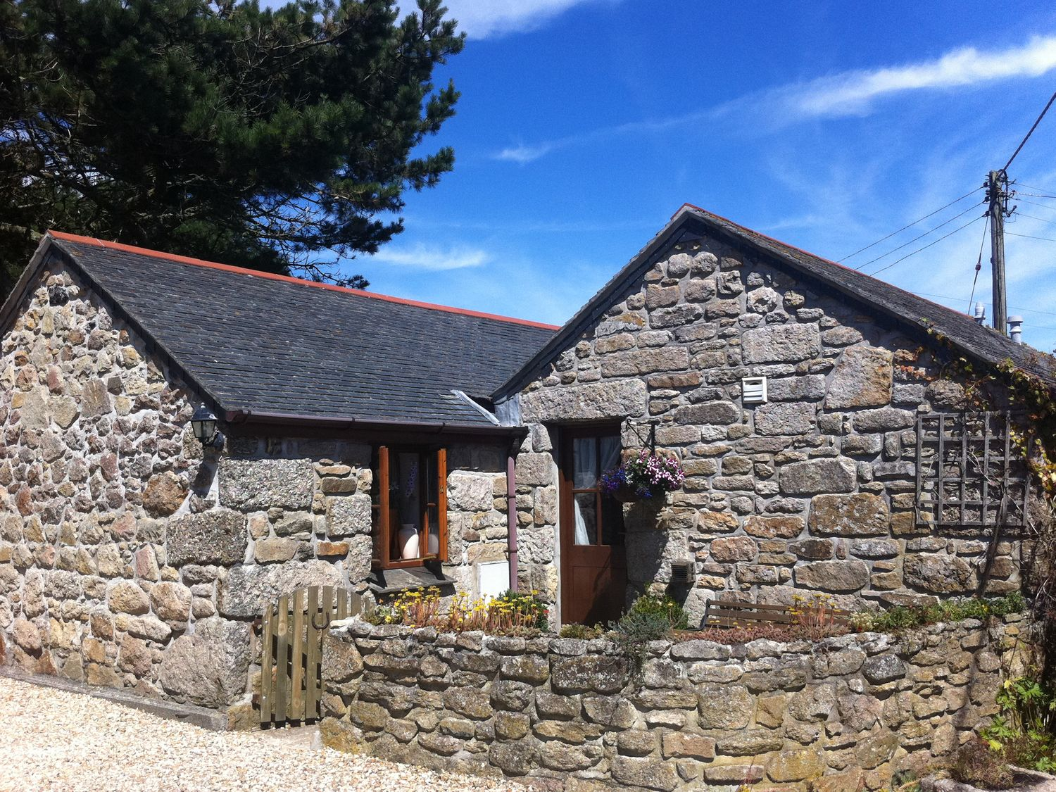Nampara Barn - Cornwall - 986341 - photo 1