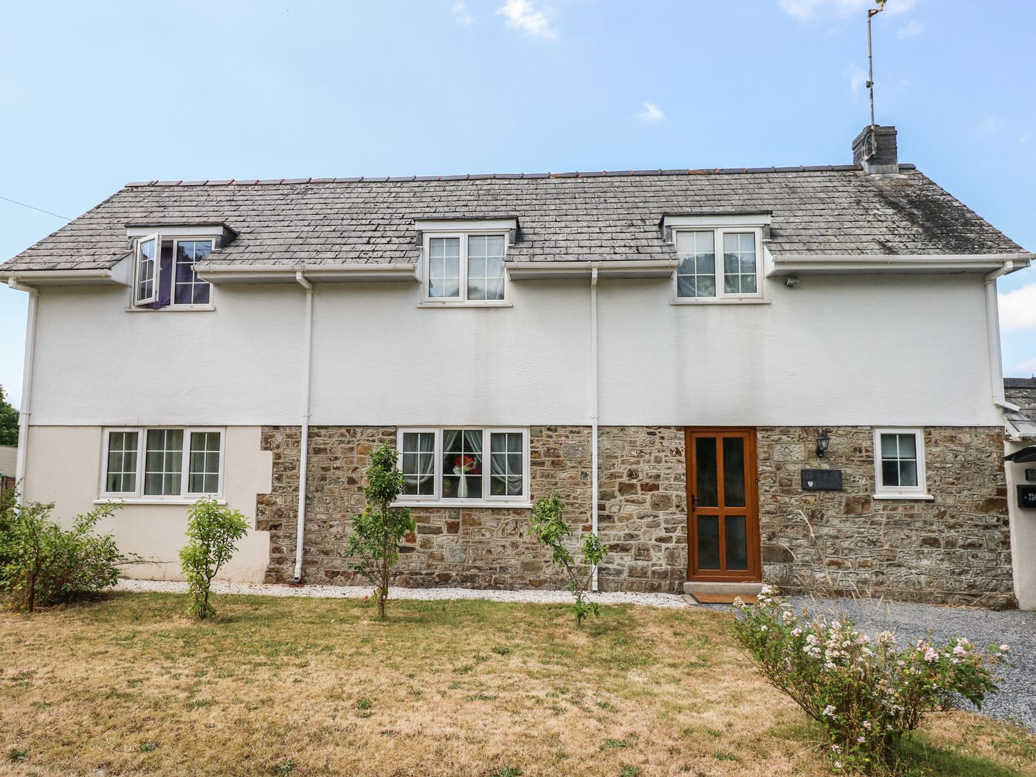 Village Cottage - South Wales - 986657 - photo 1