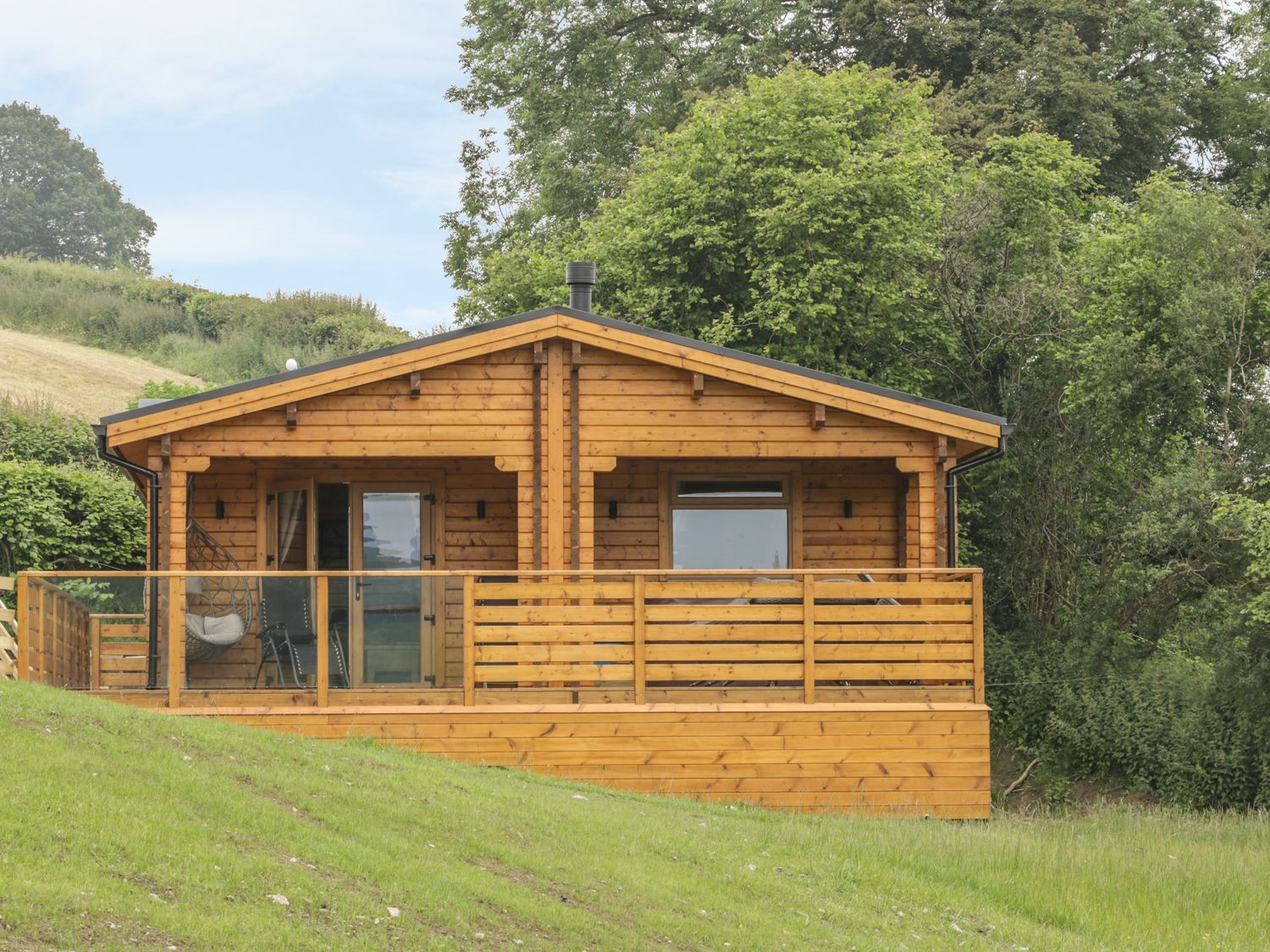 Manor Farm Lodges - Red Kite Lodge - Mid Wales - 986720 - photo 1