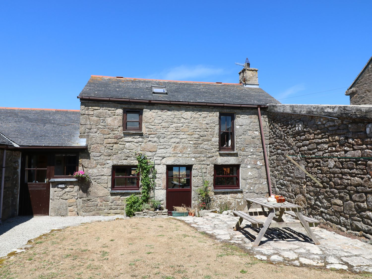 Jennys Cottage - Cornwall - 986795 - photo 1