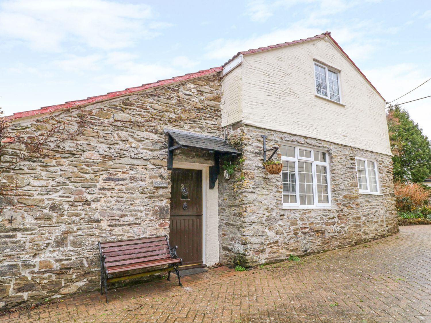 Stables Cottage - Cornwall - 986841 - photo 1