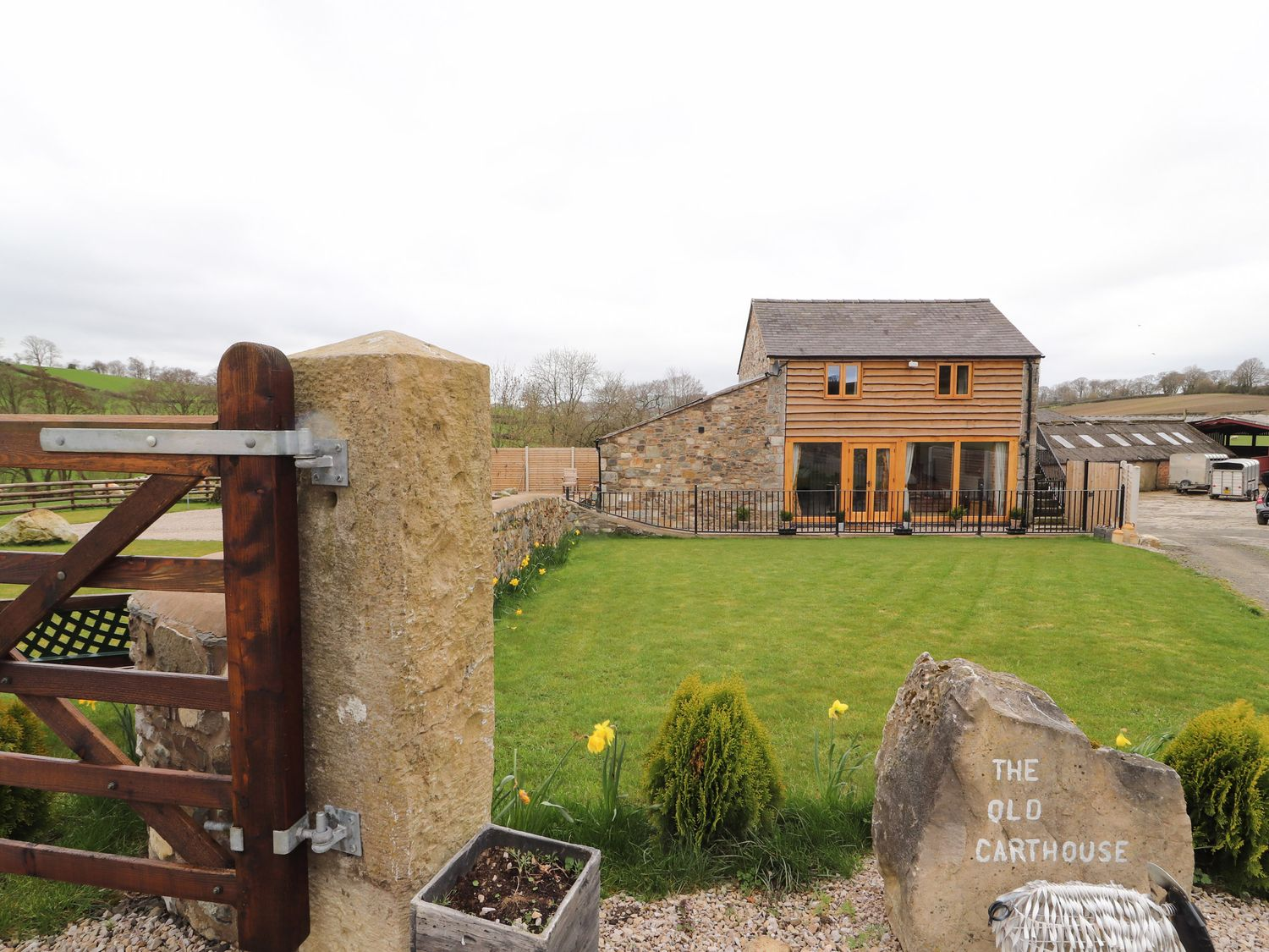 The Old Cart House - Shropshire - 986887 - photo 1