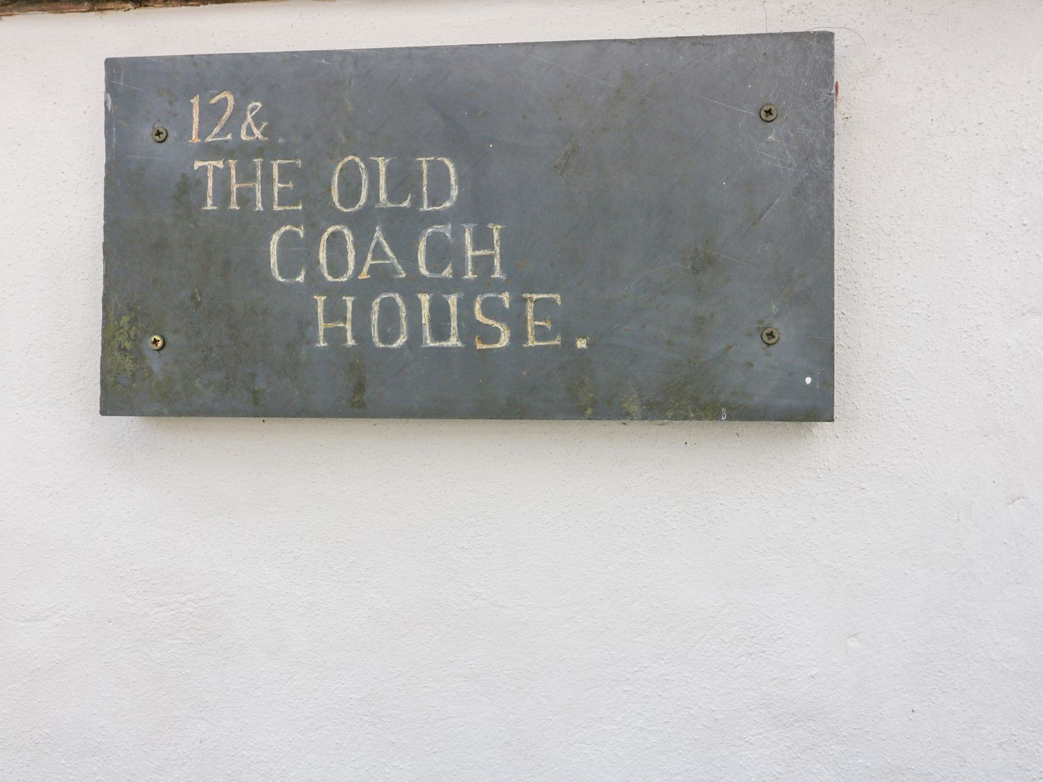The Old Coach House, Roche