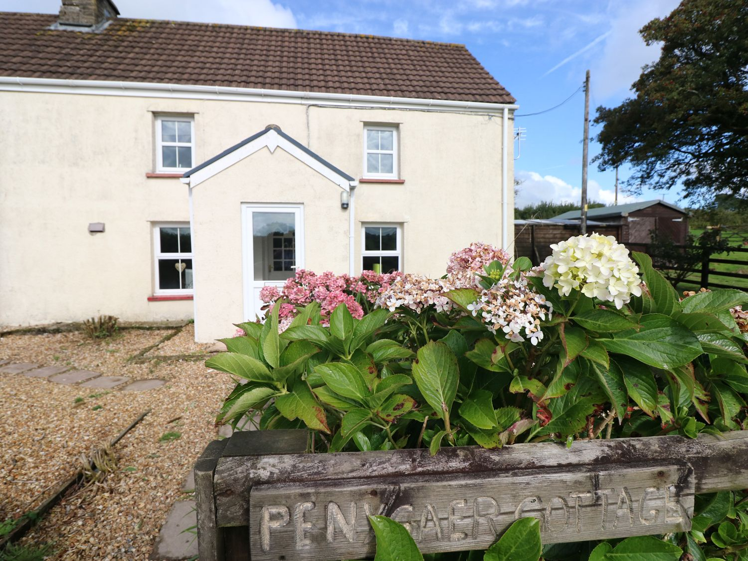 Penygaer Cottage - South Wales - 987532 - photo 1