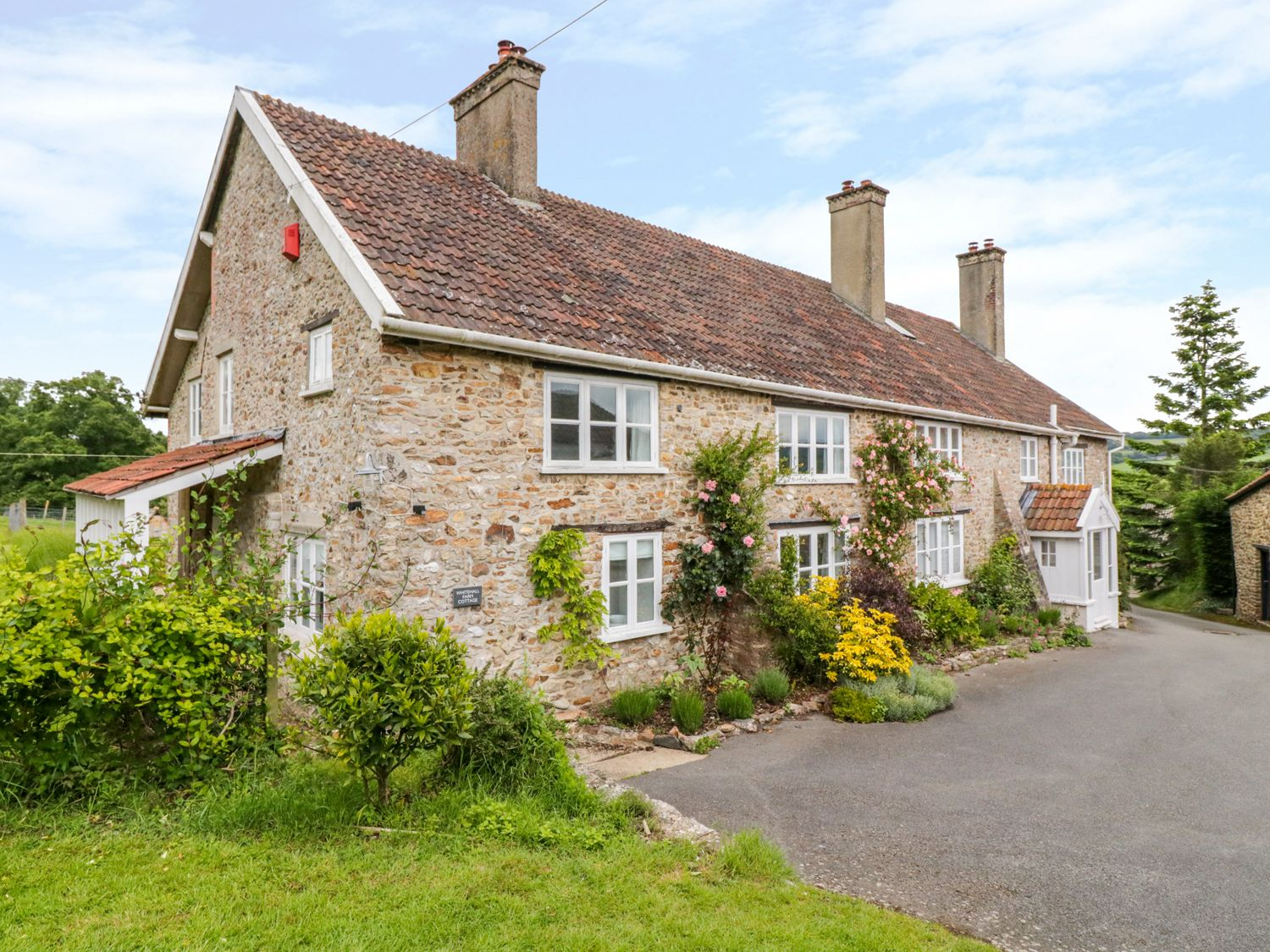 Whitehall Farm Cottage - Devon - 987915 - photo 1