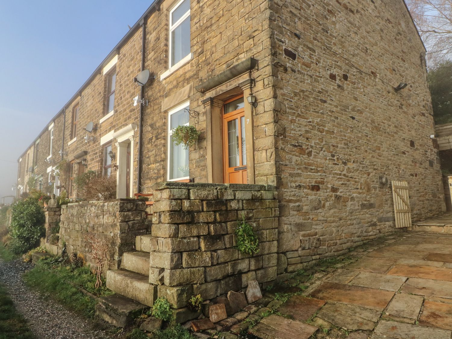 7 Bank Cottages - Peak District - 987921 - photo 1