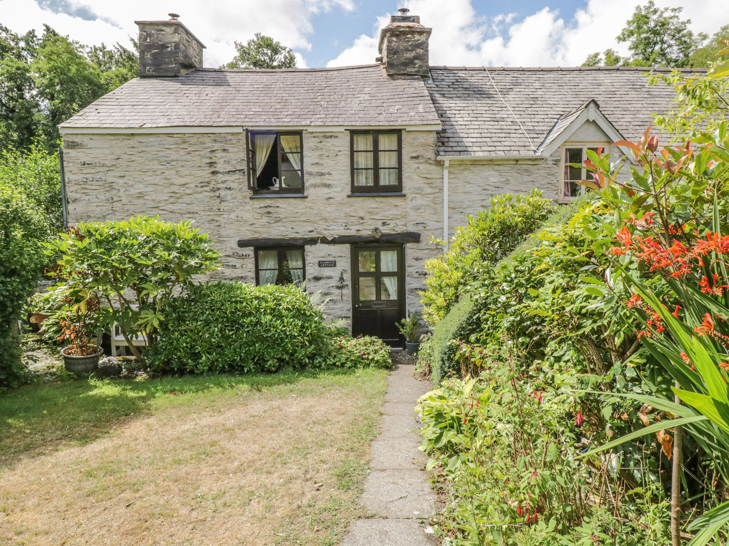 Glanrhyd Cottage - Mid Wales - 988369 - photo 1