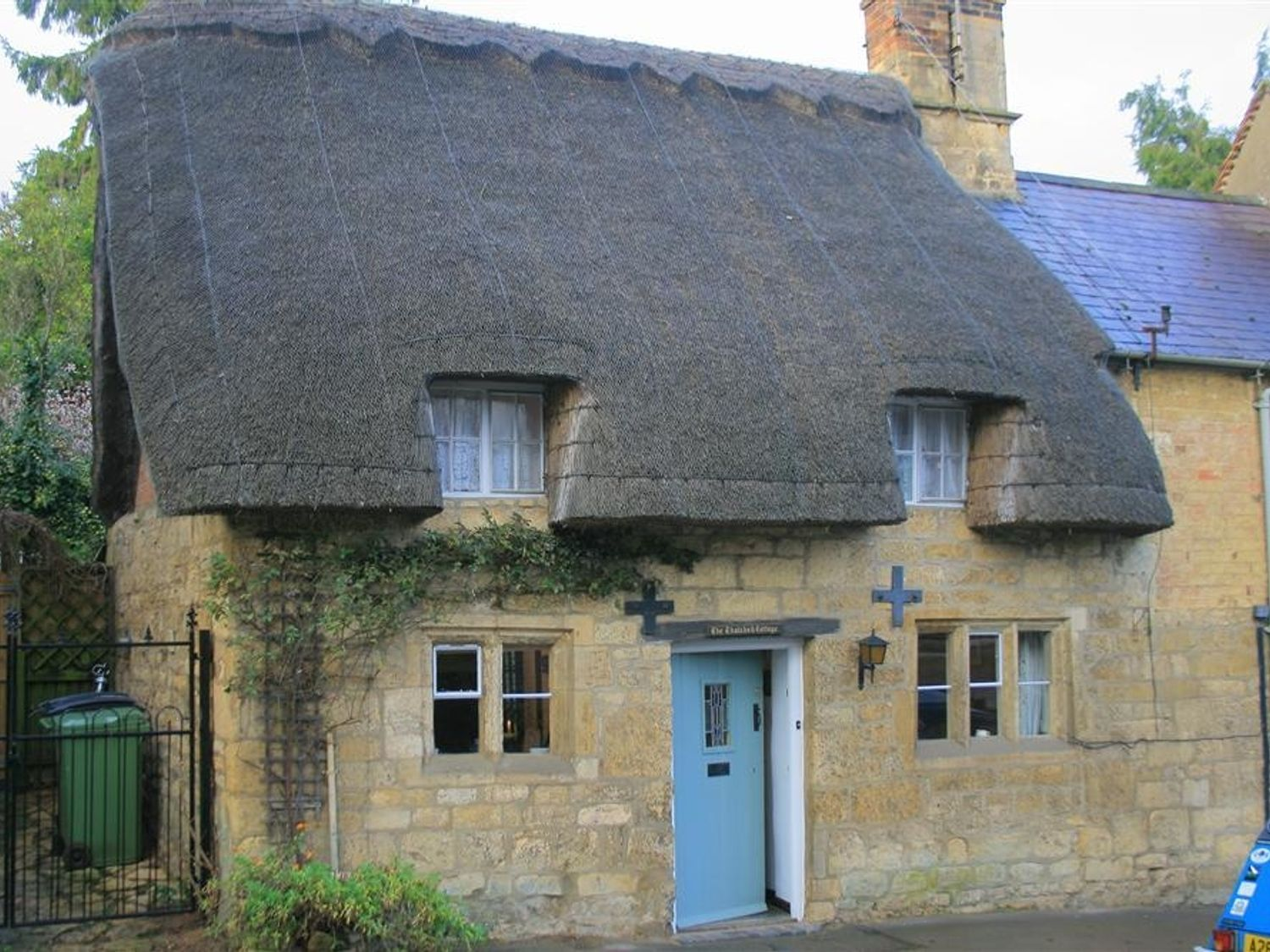 Thatched Cottage - Cotswolds - 988642 - photo 1