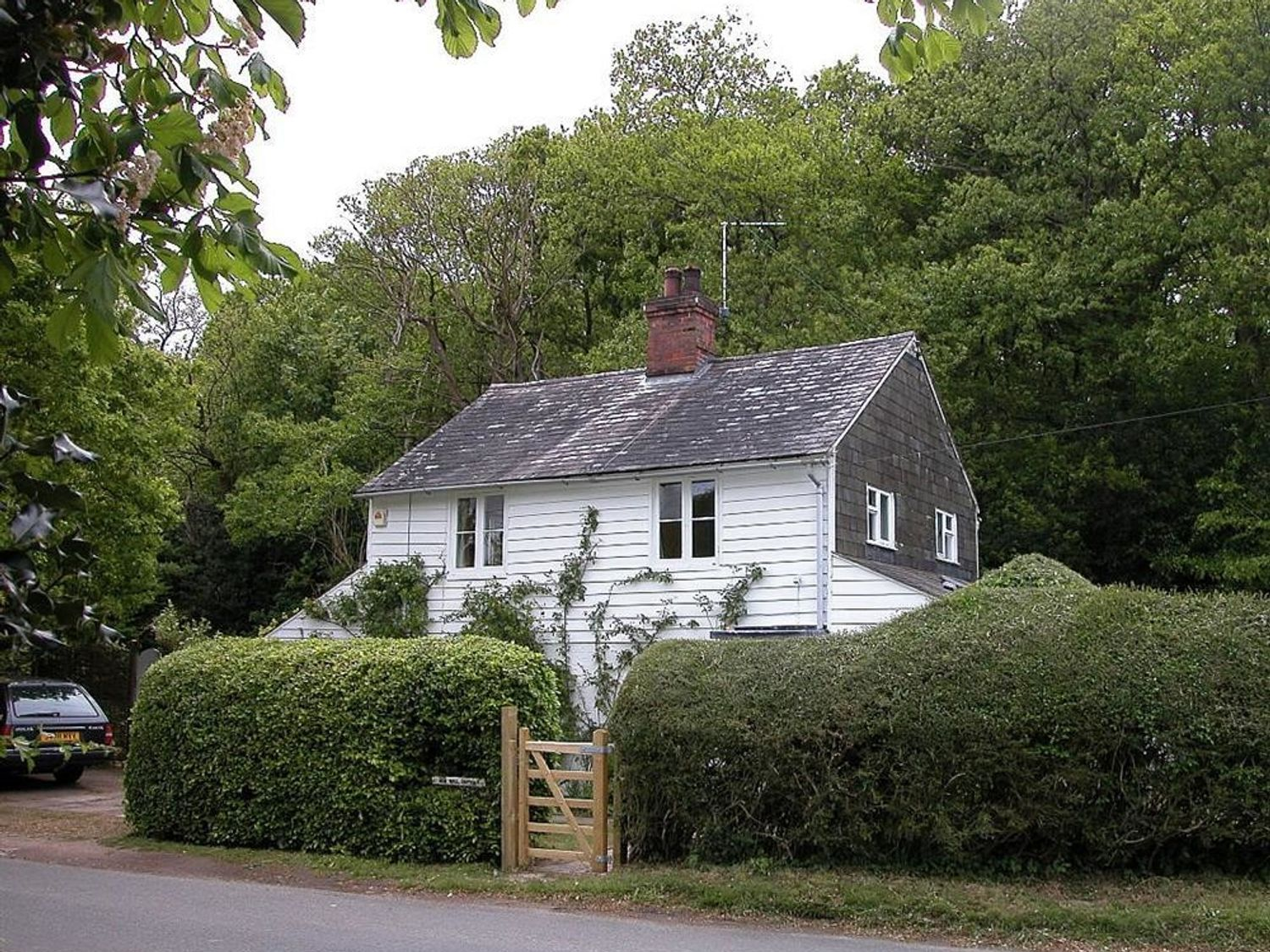 Gun Hill Cottage - Kent & Sussex - 988889 - photo 1