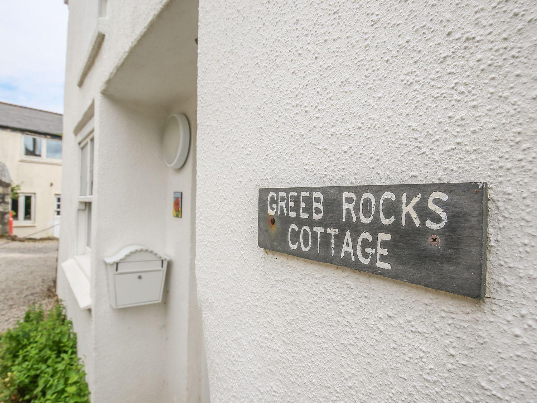 Greeb Rocks Cottage - Cornwall - 988998 - photo 1