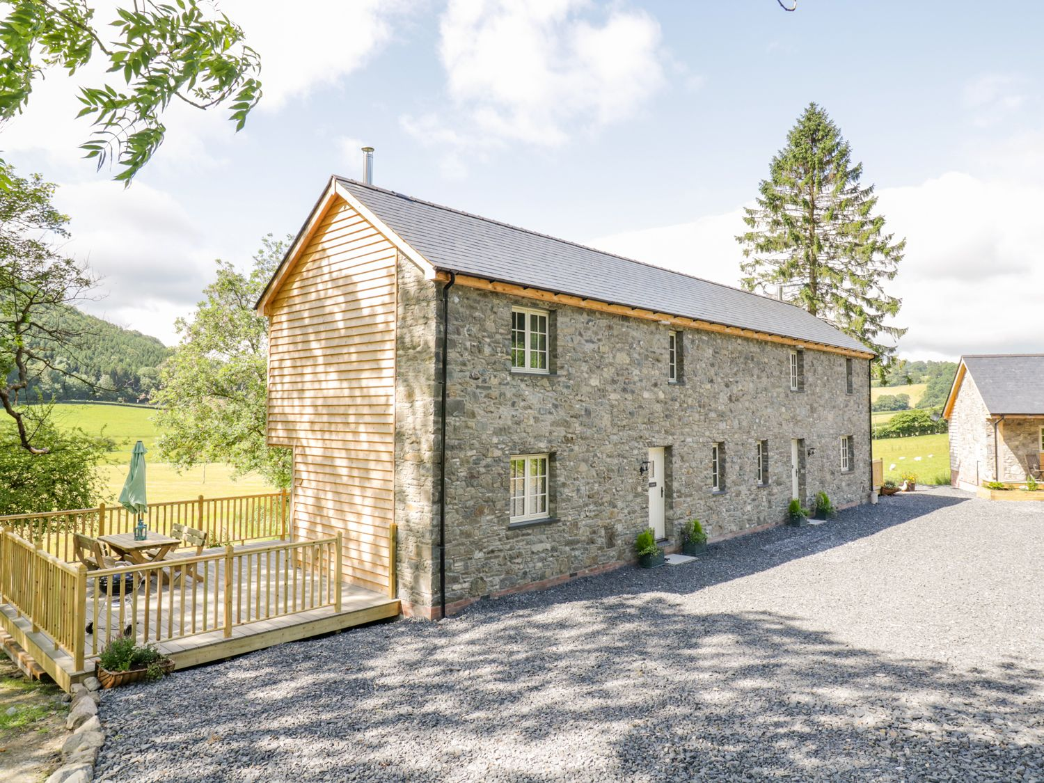 Fox Cottage - Mid Wales - 989167 - photo 1