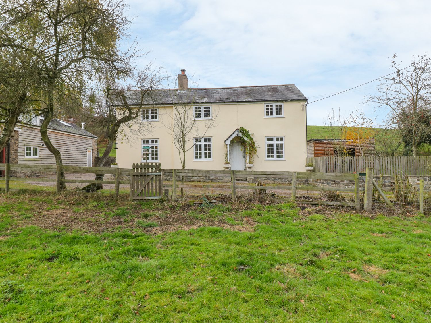 Bryn Y Pentre - Mid Wales - 989525 - photo 1