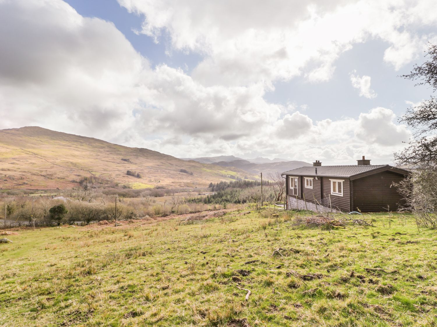 Snowdon Vista Cabin - North Wales - 990681 - photo 1