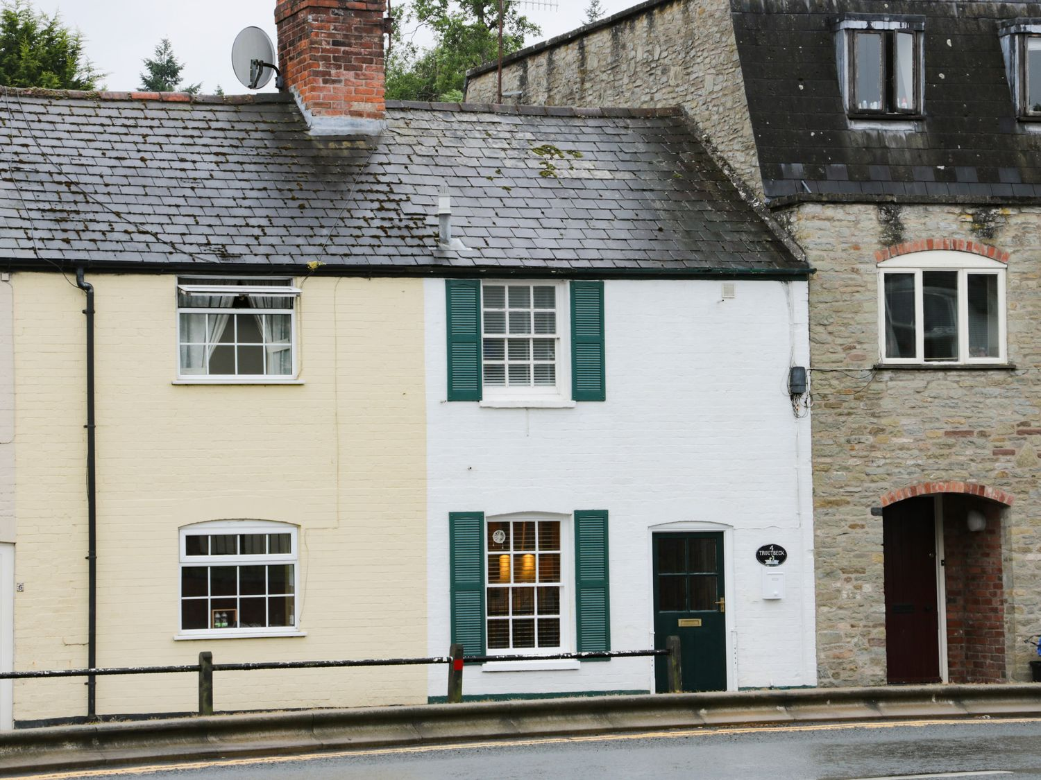 Troutbeck Cottage - Shropshire - 991541 - photo 1