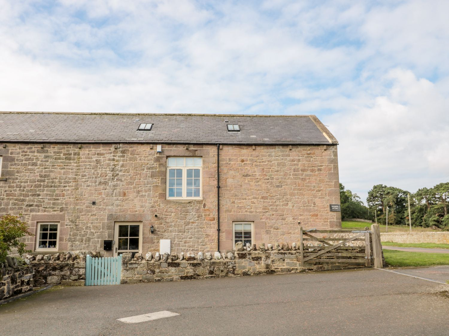 Watermill Cottage - Northumberland - 992137 - photo 1