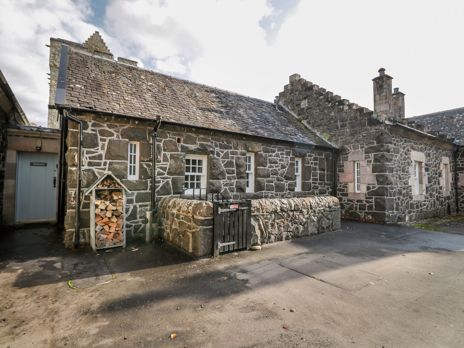 Ninian Cottage - Scottish Highlands - 992863 - photo 1