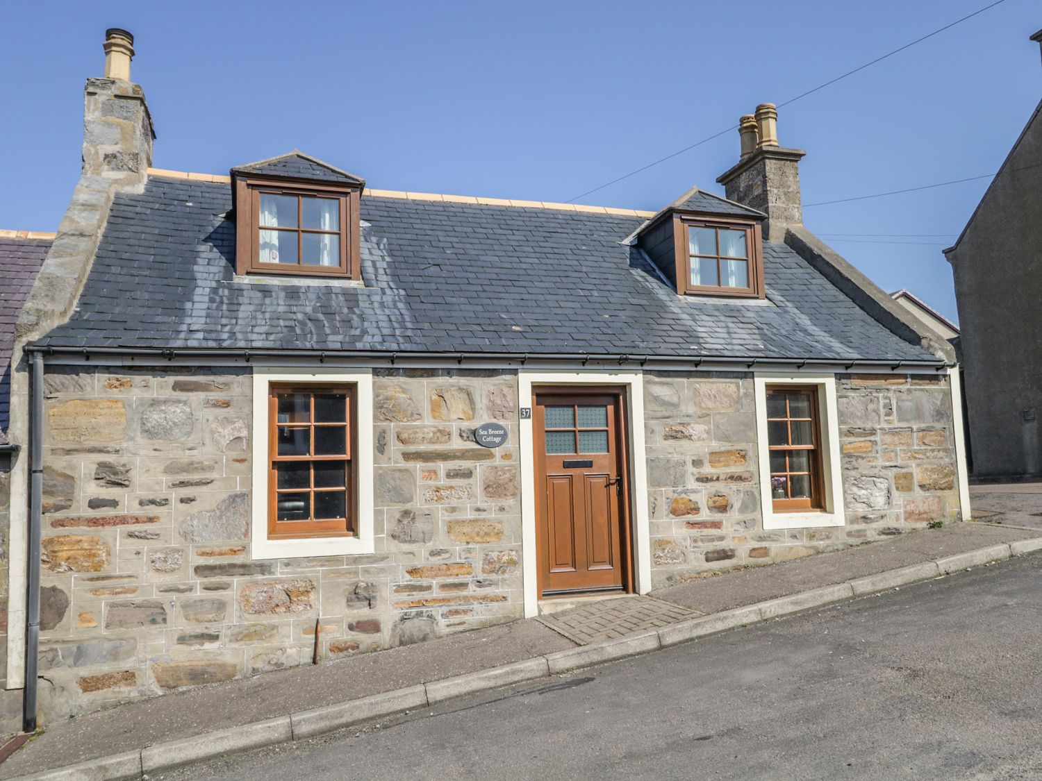 Sea Breeze Cottage - Scottish Lowlands - 993331 - photo 1