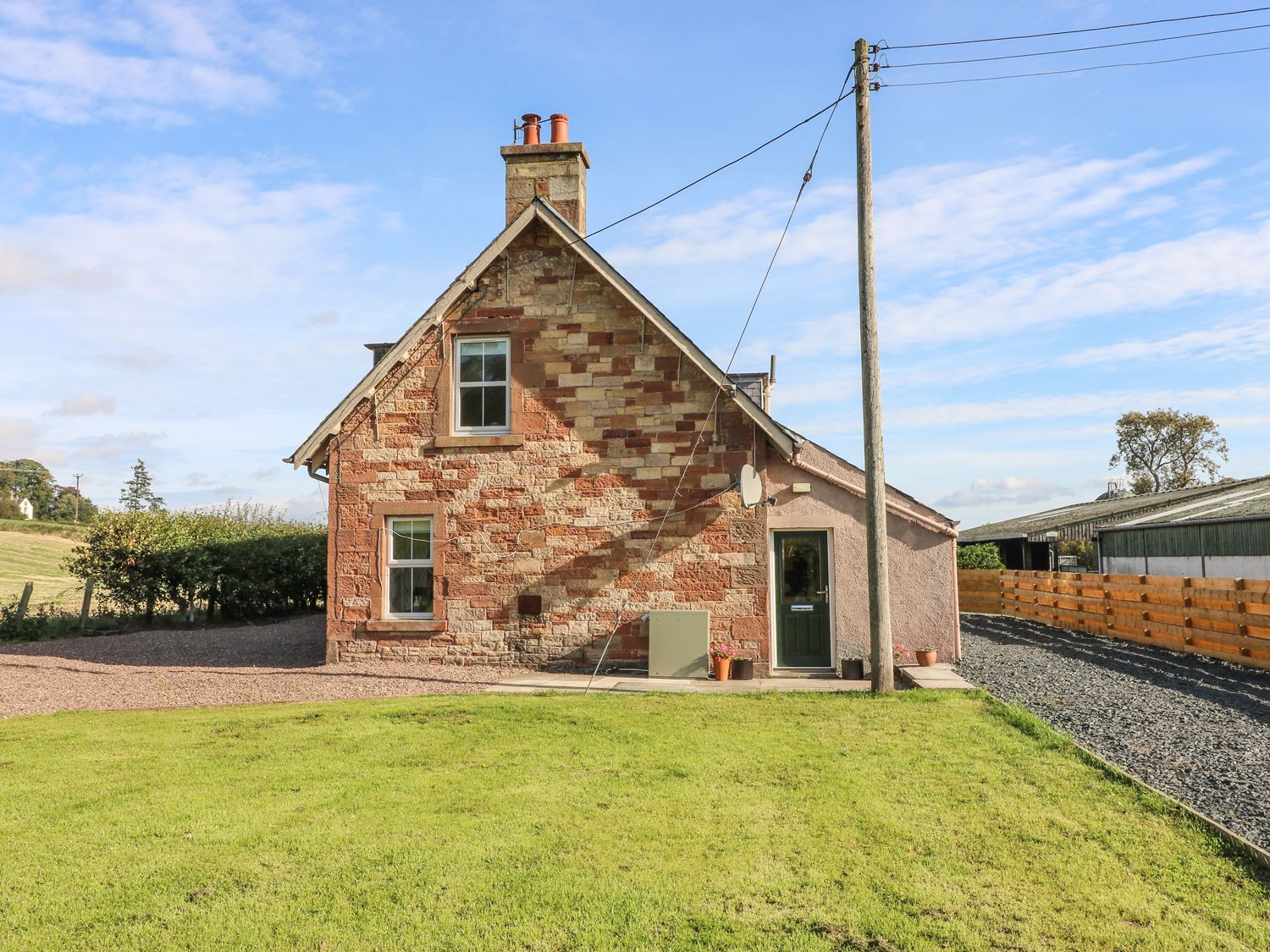 Bonjedward Mill Farm Cottage - Scottish Lowlands - 993485 - photo 1