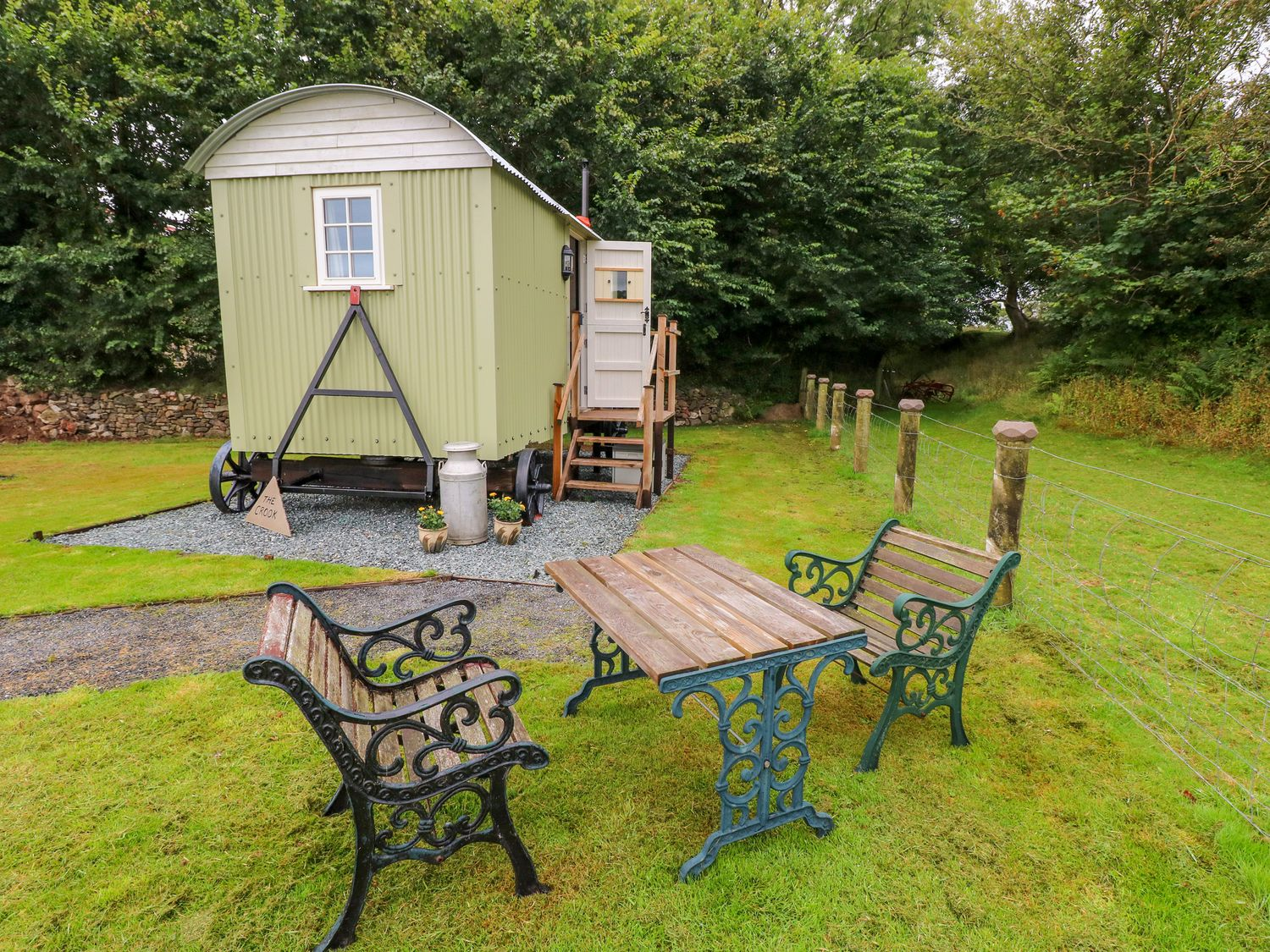Shepherds Hut - The Crook - South Wales - 993729 - photo 1