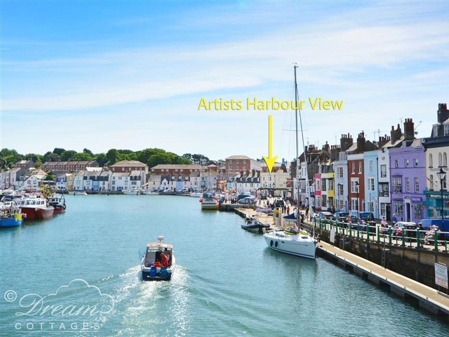 Artists Harbour View - Dorset - 993937 - photo 1