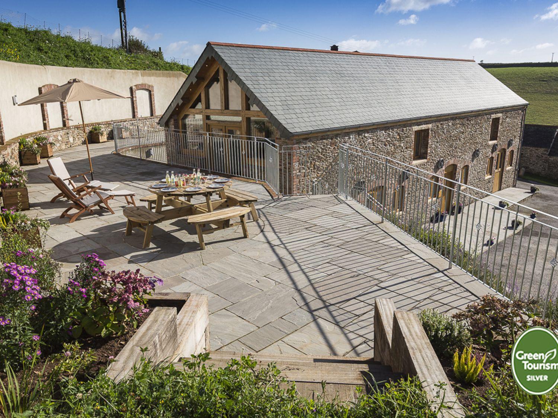 Butterwell Barn - Devon - 995294 - photo 1