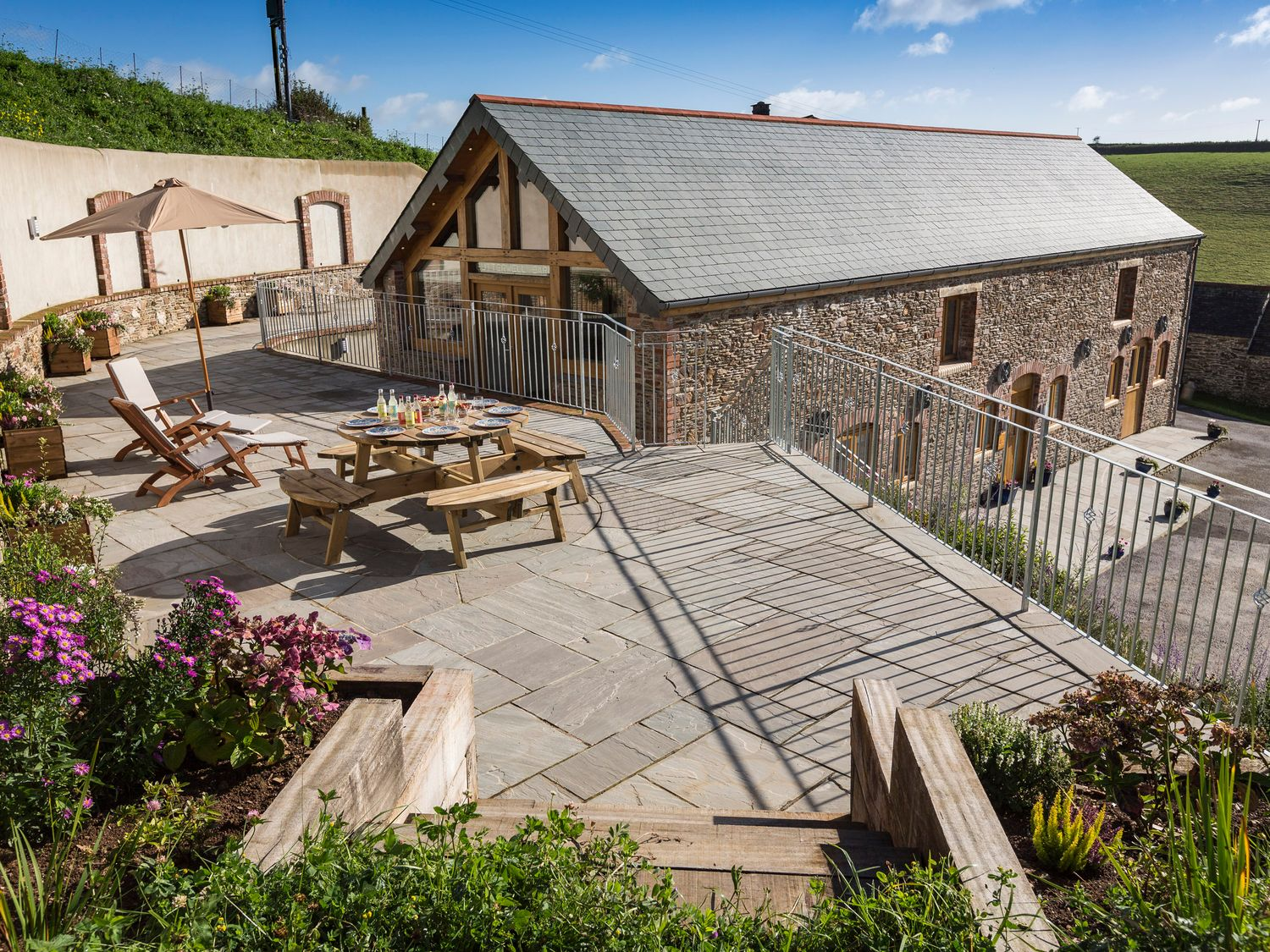 Butterwell Barn - Devon - 995294 - photo 1