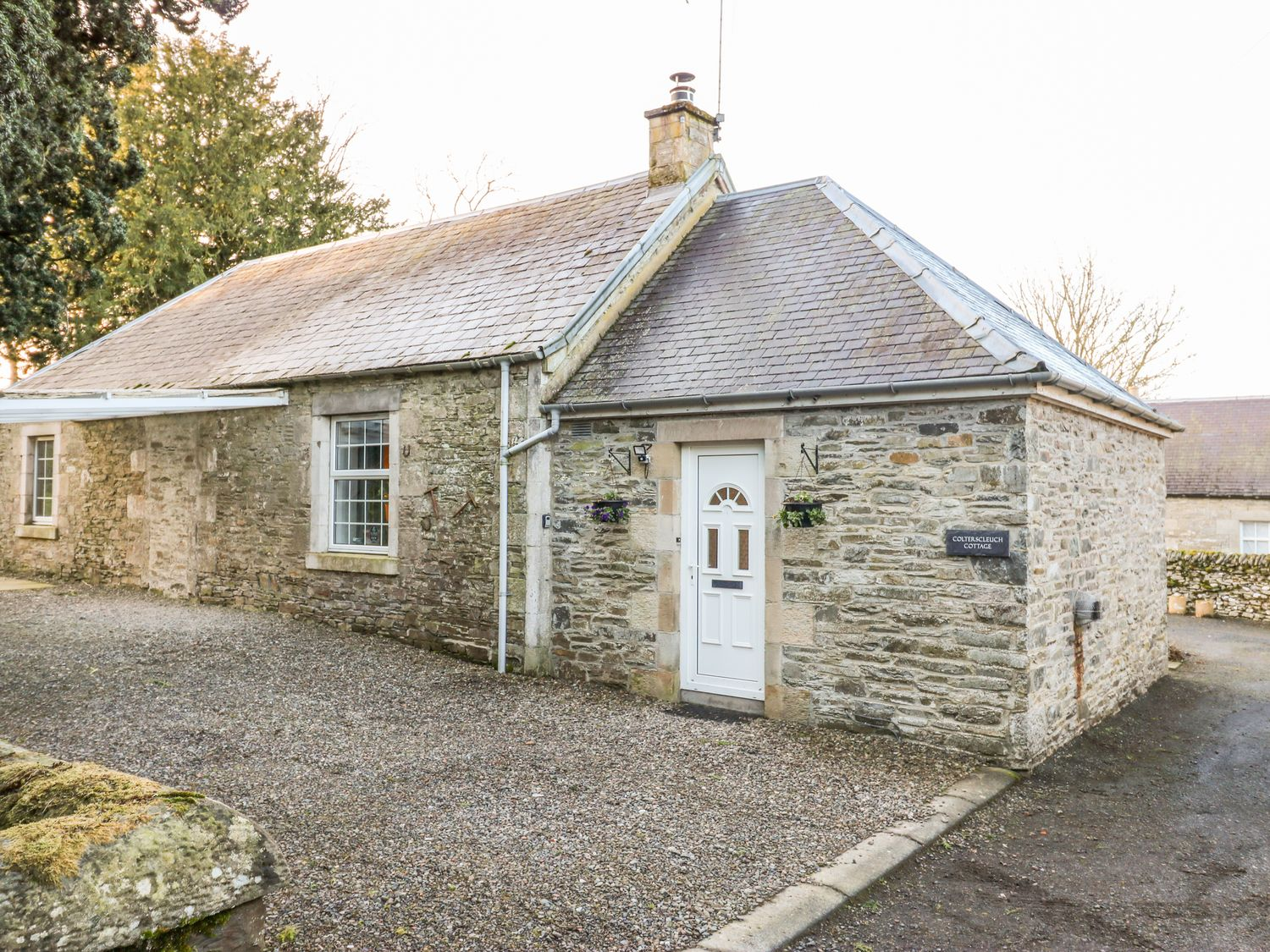Colterscleuch Cottage - Scottish Lowlands - 995949 - photo 1