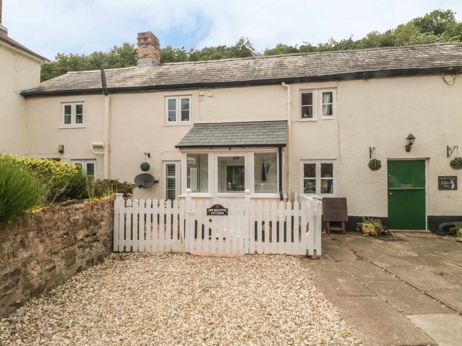 1 Belle Vue Cottage - Somerset & Wiltshire - 998084 - photo 1