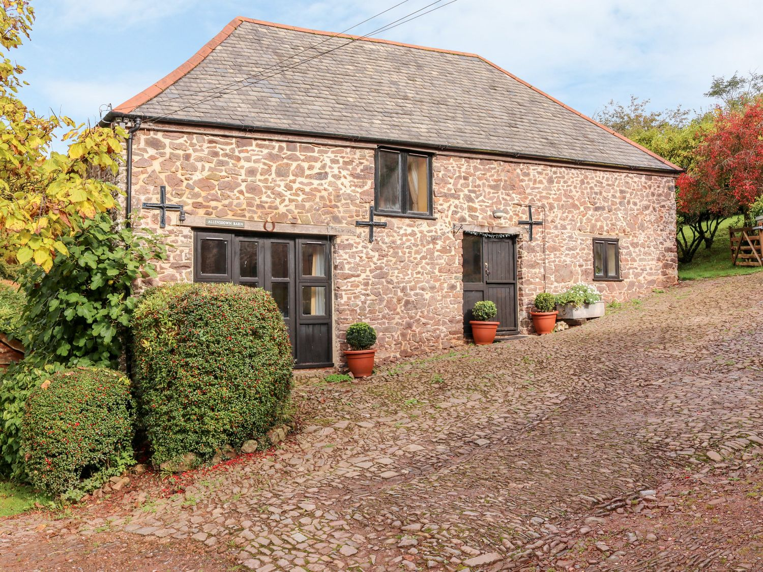 Allensdown Barn - Devon - 998096 - photo 1